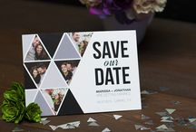 Save the Date / Congrats on your #engagement! Looking for #SavetheDate ideas? We've got you covered!  / by Mixbook
