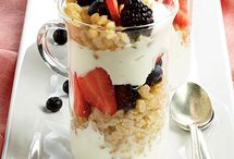 Healthy breakfast / by Andrea Sturm