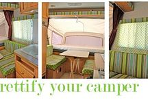 Camper Upcycle Ideas