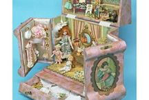 Miniature Presentation Boxes and Trunks