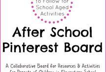School age activities
