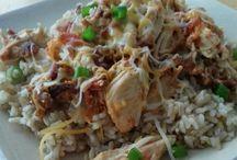 Food CP Recipes / by Jenny Thompson