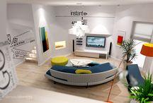 Design Bureau Simpleidentity / Interior design and architecture