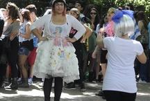 Los fans de Lady Gaga en Buenos Aires