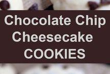 Cookies cheese cake