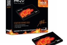 PNY CS2111 SSDs / The PNY CS2111 2.5-inch SATA (6 Gb/s) solid state drive (SSD) is the next generation of XLR8™ SSD targeted for enthusiasts and gamers who seek out an edge over their competition in the high performance gaming segment.  / by PNY Technologies