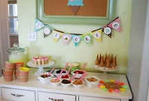 KIDS PARTY IDEAS / by Ophelia Hernandez