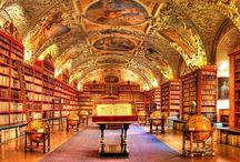 Libraries, books