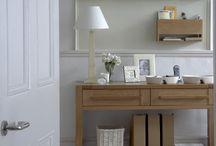 Hallway Furniture / by Rasa Balsy Te