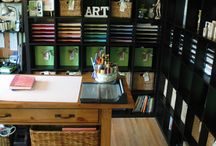 Craft Room Ideas / by Alyssa Jay