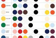Colour dressing guide