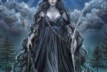 Goddess Diosas Mitoligia