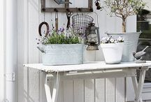Tuin / Decoraties