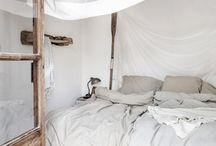 ベッドメーク