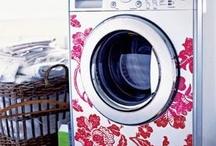 Laundry room / by Kelsey Kloepper