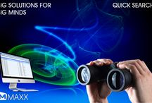 Quick Search / Quick Search is used to find the details instantly by using keywords and key values... http://maxxerp.blogspot.in/2013/09/maxx-big-solutions-for-big-minds-quick.html