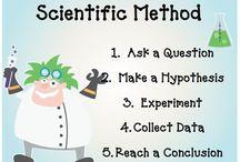 Metoda naukowa / Nauczanie  w oparciu o metodę naukową. Przykłady zastosowań.