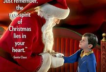 Holiday Movie Quotes / by Rebecca H.