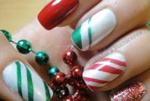 'Tis the season / Festive Holiday Nails
