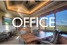 Offices / Ever luxury home owner in Steamboat Springs needs their perfect office to work from.