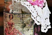 JARS AND MORE*** / by Bertha Espino