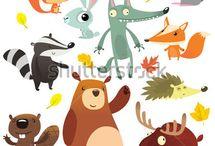 Children I Animals