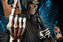 Skull and Reapers