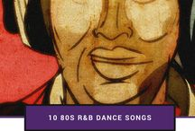 80's R&B Dance Songs / The best 80's R&B dance songs period!!!