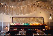 restaurants I want to live in / by Elizabeth Stevens Morris