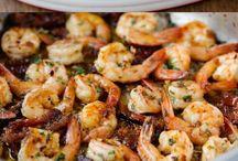 Shrimp/Seafood Recipes