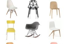 Sit / A selection of favourite chairs
