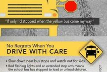 Traffic Safety Campaigns / No Regrets When You Drive With Care.