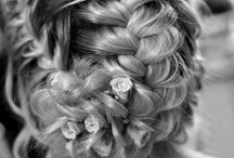 haiirr / by Alleyea Flowers