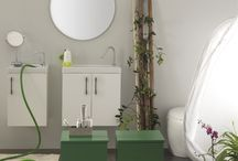 Icaro Smart / Icaro Smart was created specifically for the smallest of spaces. The depth from the wall, 35cm, makes it an object to out easily in any space of room