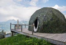Domes / glamping, glamping ideas, glamping resorts, domes, tents, camping