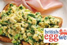 British Egg Week 2015 / Some classic egg recipes with a twist to celebrate British Egg Week 2015