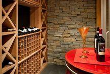 Cave à vin et architecture