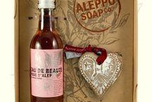 Los jabones de Alepo / Este tablero está dedicado a la gama de productos de la marca Aleppo Soap Co. http://www.farmacia-internacional.net/es/476_aleppo-soap-co