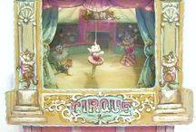 Puppets&Theatres