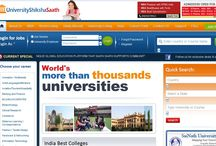 A Unique Global Education Platform / Students who want to use the free information university, institute and colleges can go to the our site university shiksha saath link, scroll throuth the list of available all info about colleges and university.