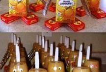 Pre-school snack ideas
