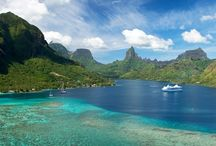 MOOREA, a secluded spot of unrivaled charm / Discover the amazing island of Moorea through all these pictures