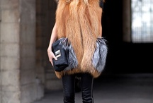 Fur and lether
