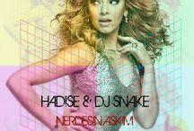 HADISE & DJ SNAKE - Nerdesin Askim & Get Low ( Lewent Bayrak Mashup )