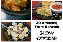 Recipes - Slow Cooker Breakfasts