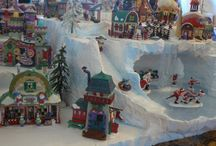 christmas village / by Lisa-Jason Clermont