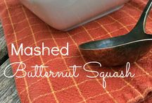 butternut squash for the holidays