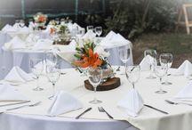 Matrimonio al aire libre / otro de nuestros eventos