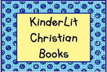 KinderLit Christian Books / Here are page samples from our Christian books. / by KinderLit