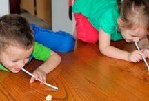 juegos e ideas para niños
